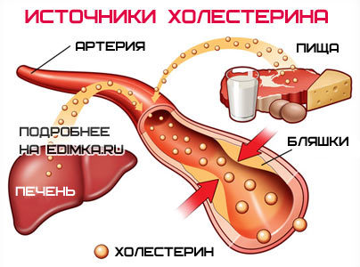 холестерин как снизить диета